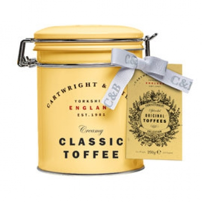 C&B - Original Toffees in blik