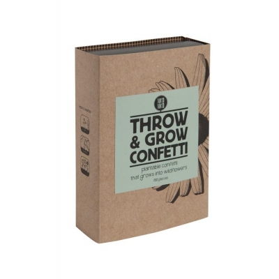 Niko Niko - Throw & grow confetti!