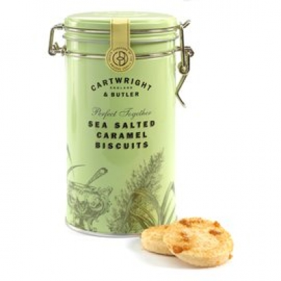 C&B - Salted Caramel Biscuits in blik
