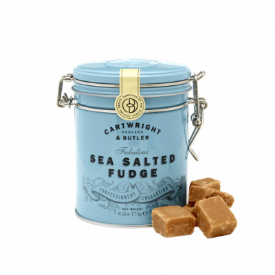 C&B - Salted Caramel Fudge in Blik
